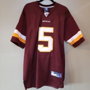 Reebok NFL McNabb Redskins Jersey